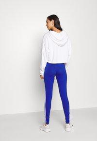 adidas Originals - Leggings - Trousers - team royal blue/white - 2