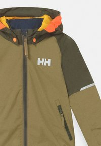 Helly Hansen - SHELTER - Outdoorová bunda - olive - 3