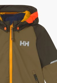 Helly Hansen - SHELTER - Outdoor jacket - olive - 4