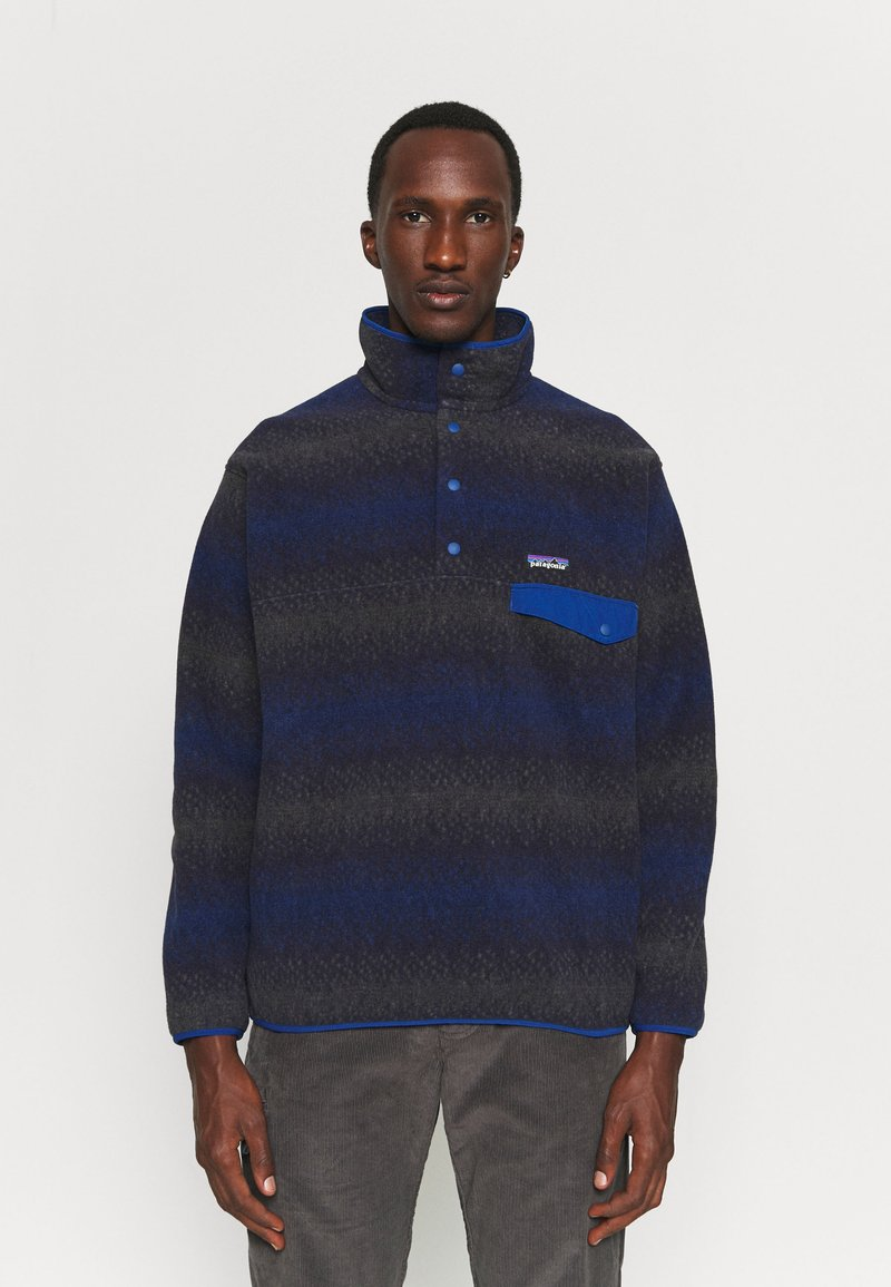 Patagonia - SYNCH SNAP - Fleece jumper - new navy