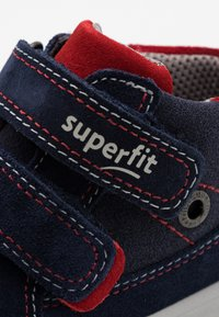 Superfit - MOPPY - Baby shoes - blau/rot - 5