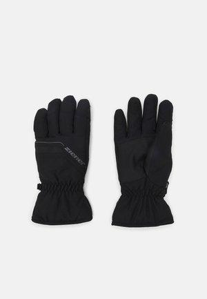 GRUMAS GLOVE SKI ALPINE - Gants - black