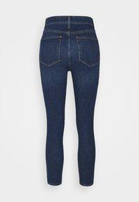 GAP Petite - UNIVERSAL WALKER - Jeans Skinny Fit - dark indigo - 1