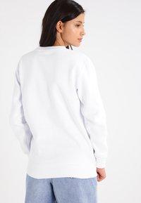 Ellesse - AGATA - Bluza - optic white - 2