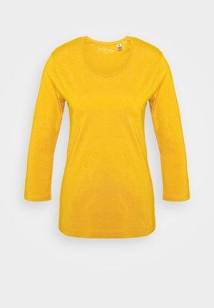 Pitkähihainen paita - gelb