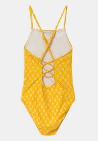 Seafolly - GARDEN BOUQUET - Swimsuit - marigold - 1