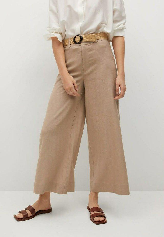 CEL - Pantaloni - gris clair/pastel