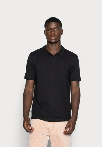 SCOTT - Polo shirt - black