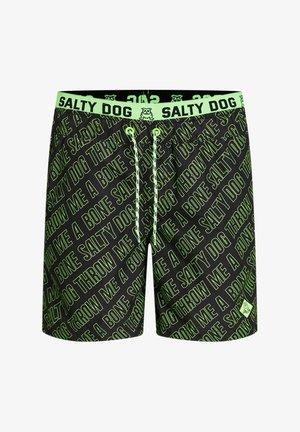 Shorts da mare - all-over print