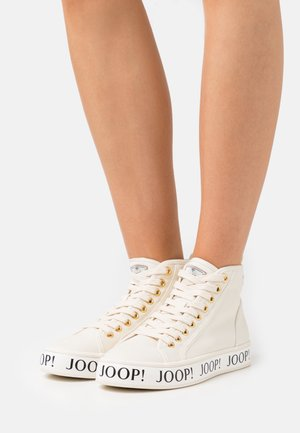 CLASSICO JIL  - High-top trainers - offwhite