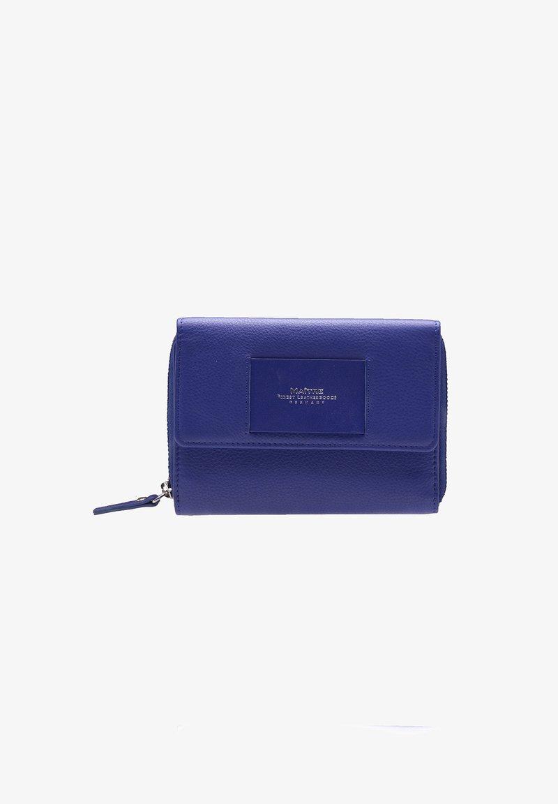 MAITRE - Wallet - blue
