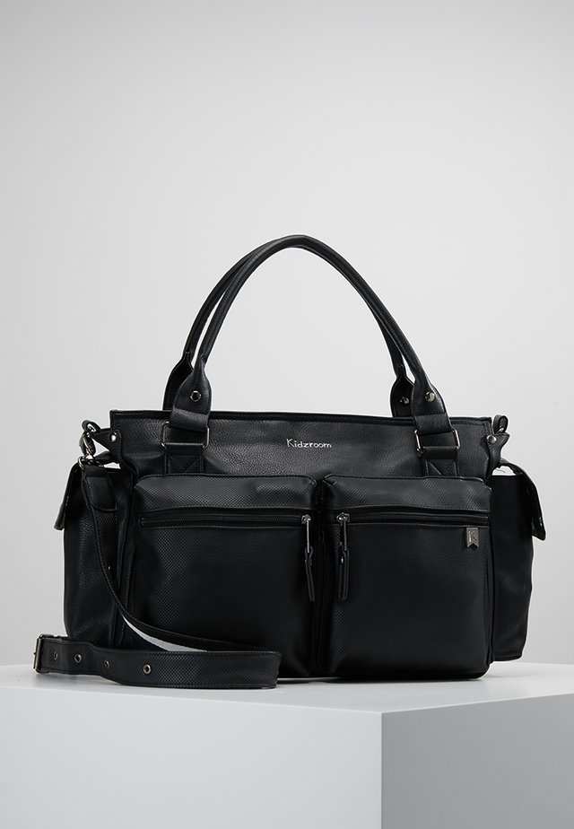 Baby changing bag - black