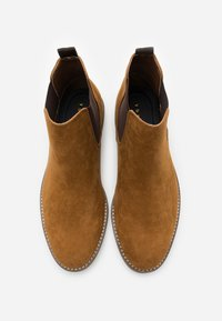 Topman - SPARK CHELSEA - Classic ankle boots - tan - 3