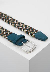 Anderson's - STRECH BELT UNISEX - Pletený pásek - multicoloured - 2