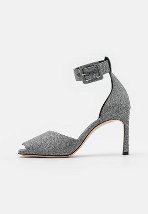 ELIDE - Sandals - silver