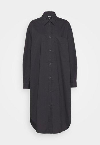 Shirt dress - grey dark