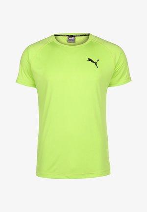 TEE - Basic T-shirt - sharp green