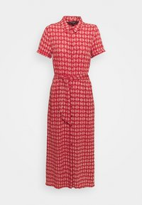 King Louie - ROSIE MIDI DRESS WARRIOR - Day dress - apple pink - 4