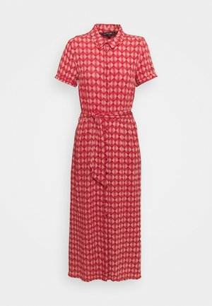 ROSIE MIDI DRESS WARRIOR - Day dress - apple pink