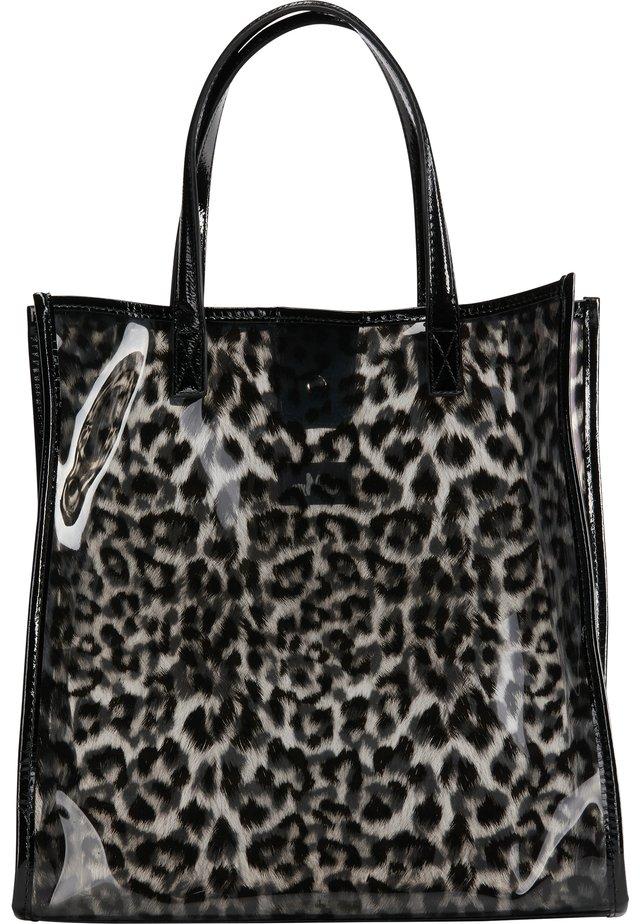 Shopper - black/off-white