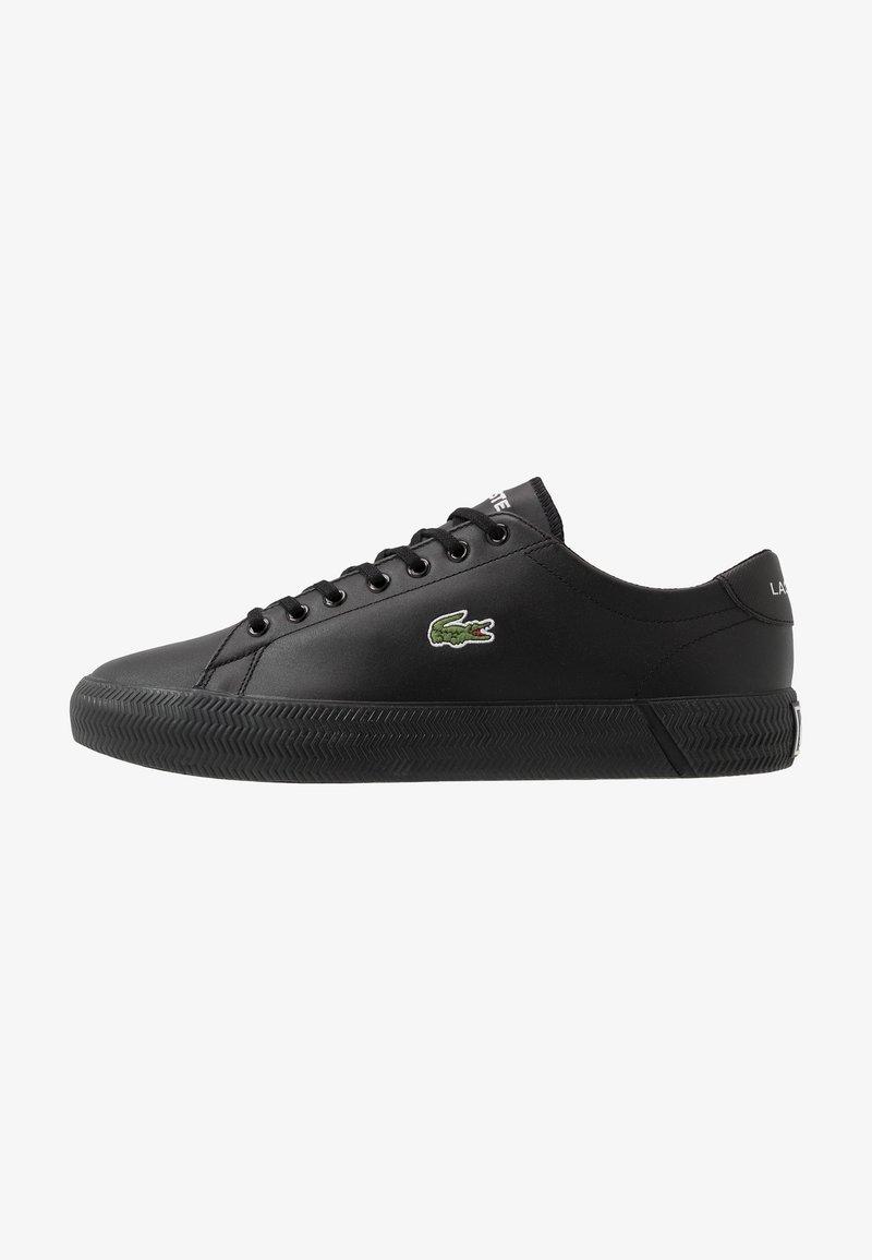 Lacoste - GRIPSHOT - Sneakersy niskie - black