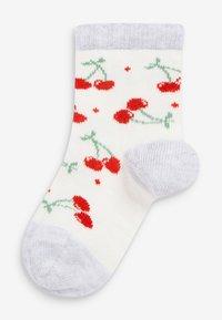 Next - 5 PACK  - Socks - red - 1