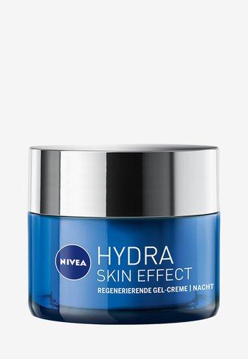 HYDRA SKIN EFFECT REGENERATIVE GEL CREME NIGHT - Night care - -
