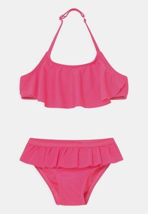 NKFFINI SET - Bikini - knockout pink