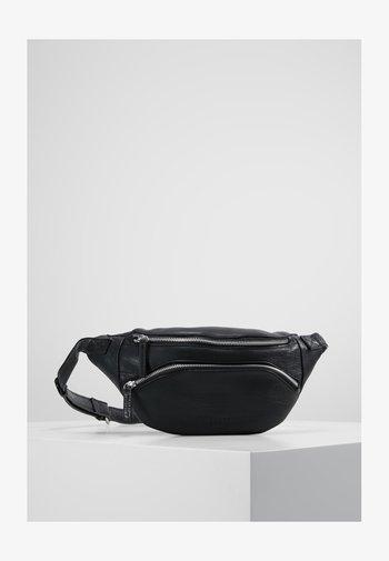 DUST BUMBAG - Bum bag - black