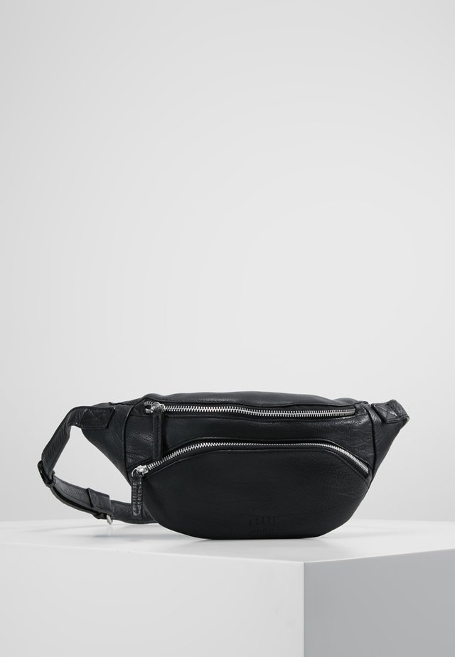 DUST BUMBAG - Bum bag - black
