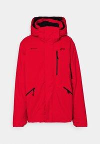Oakley - TEMP GORE TEX JACKET - Snowboard jacket - red line - 0