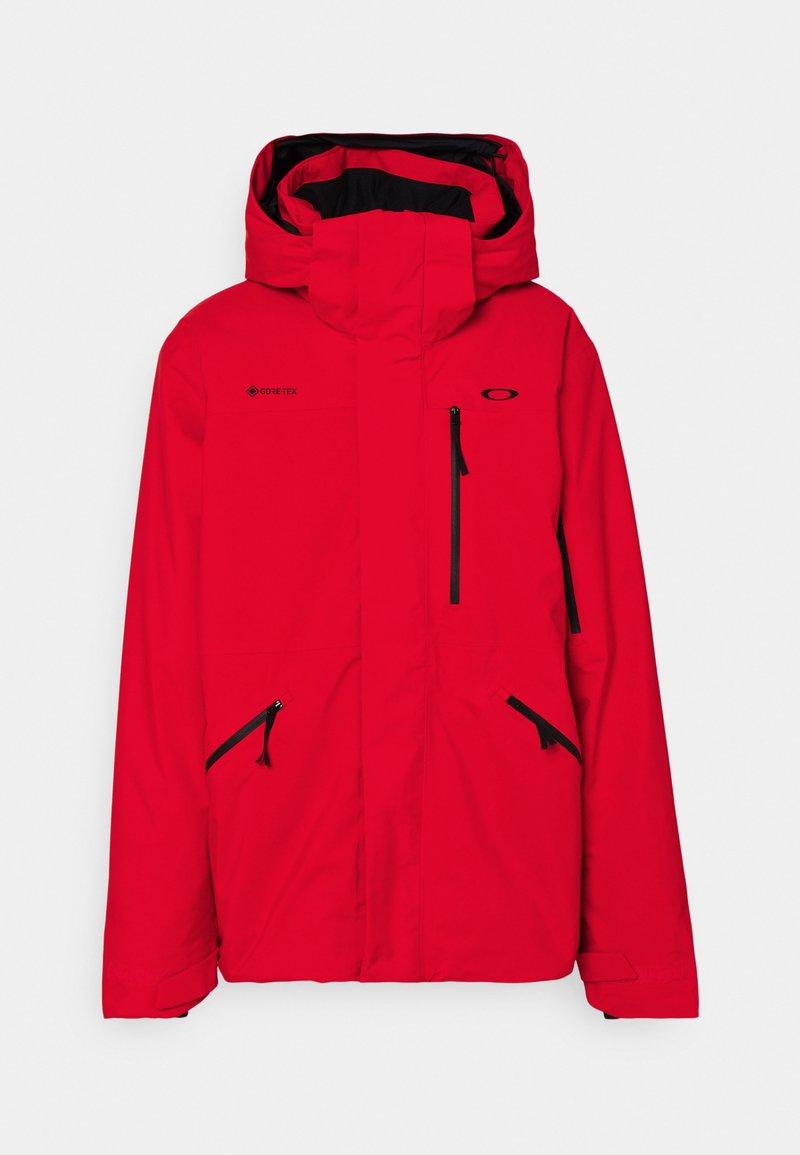 Oakley - TEMP GORE TEX JACKET - Snowboard jacket - red line