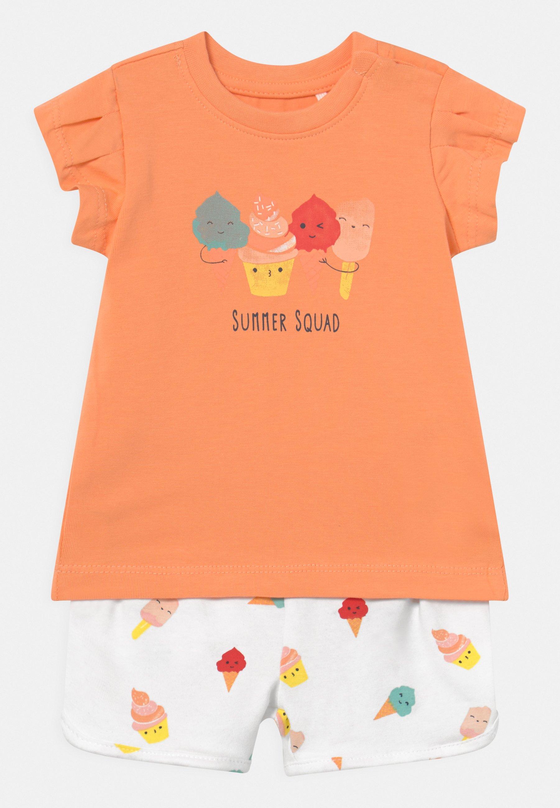 Kids NBFJILLY SET - Print T-shirt