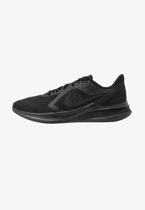 DOWNSHIFTER 10 - Neutral running shoes - black/iron grey