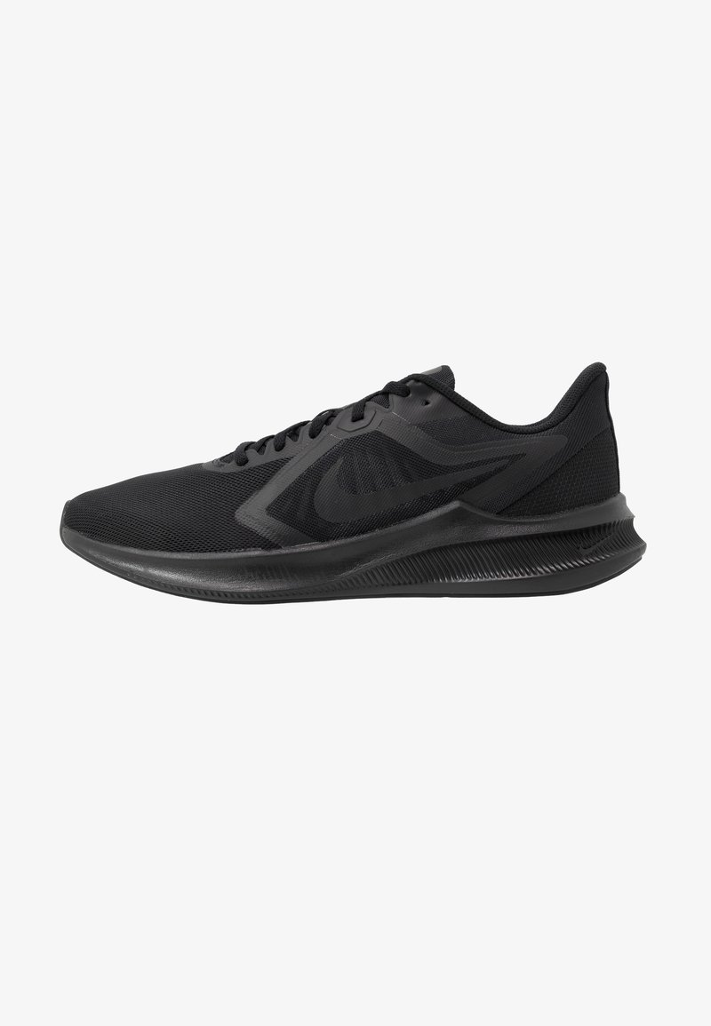 Nike Performance - DOWNSHIFTER 10 - Hardloopschoenen neutraal - black/iron grey