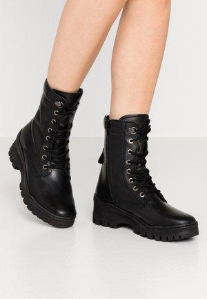 Vinterstøvler - black