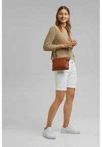 Esprit - Denim shorts - white - 1