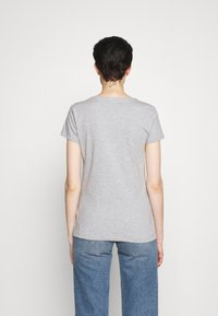Barbour - SOUTHPORT TEE - T-shirt con stampa - grey marl - 2