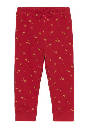 ARCH PANT BABY - Trousers - modern red