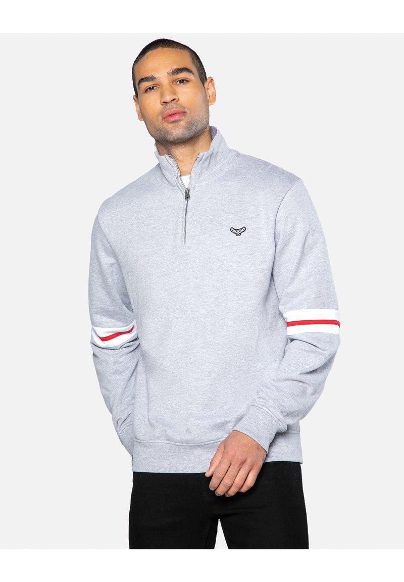 Threadbare - RALF - Sweatshirt - grey marl