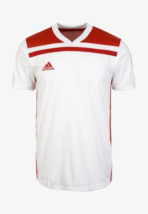 REGISTA  - Teamwear - white/red