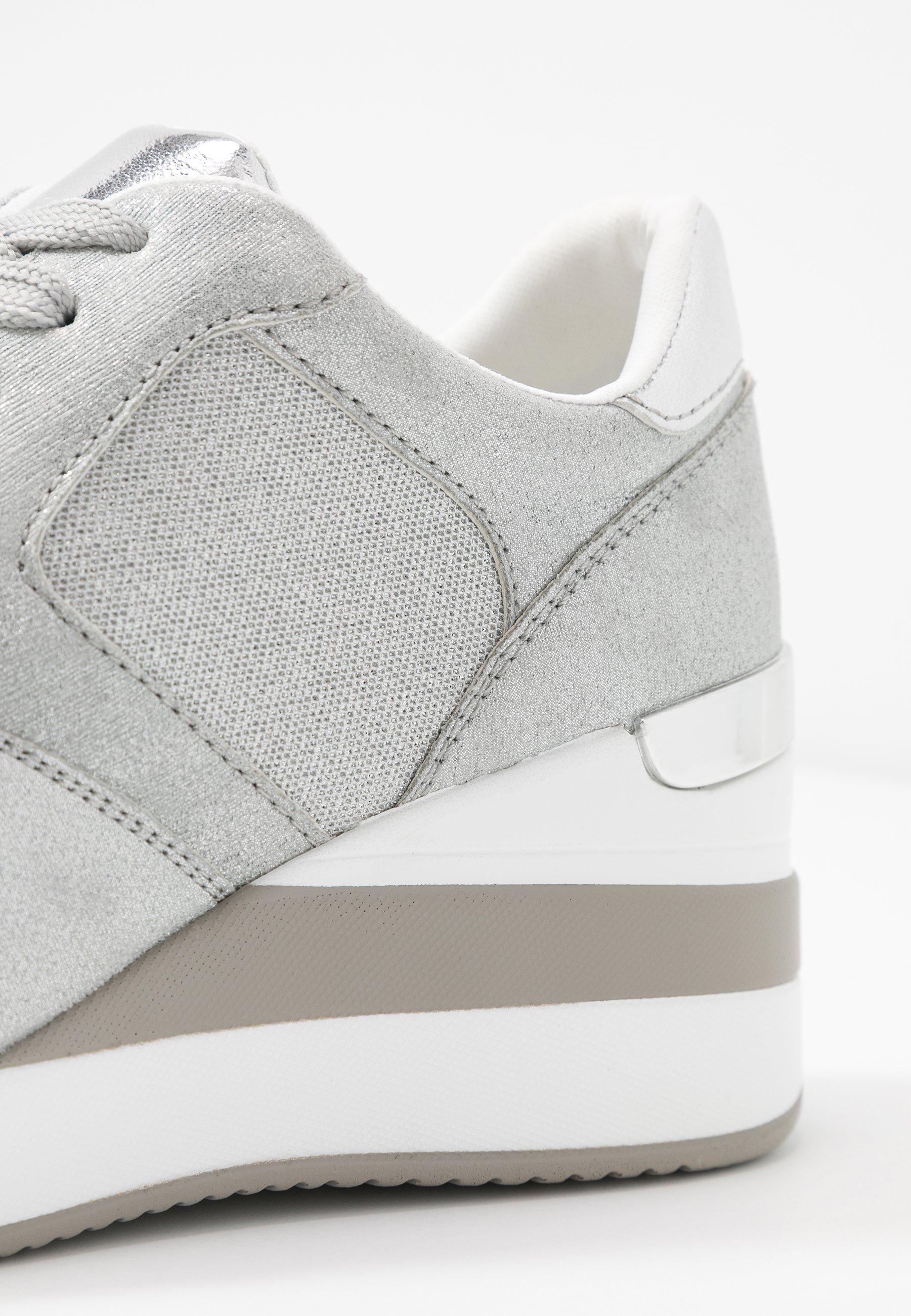 Tata Italia Baskets basses - silver - Sneakers femme Grande vente