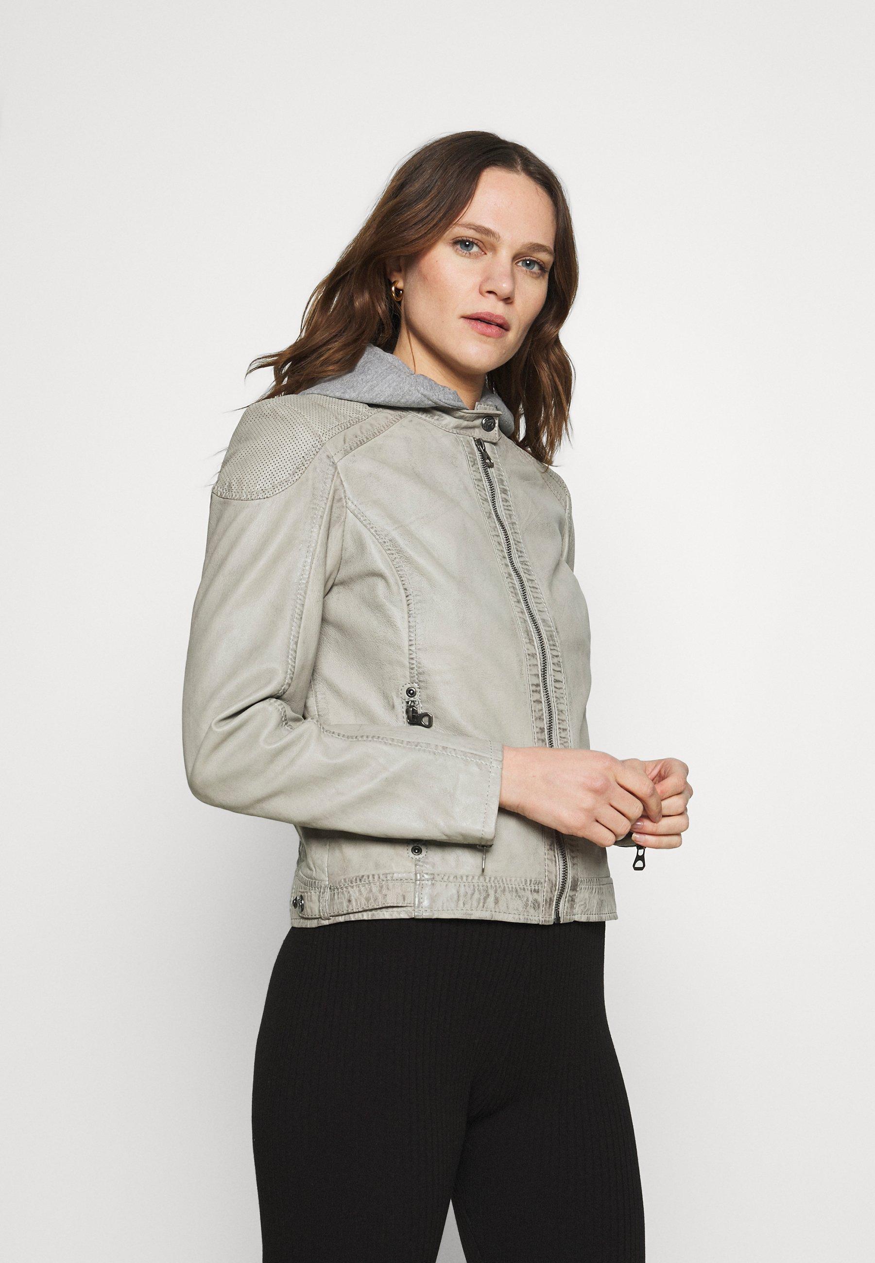 Women ABBY - Leather jacket