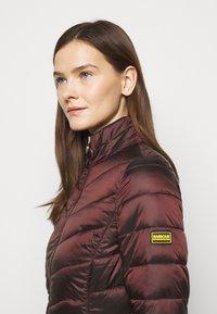 Barbour International - AUBURN QUILT - Light jacket - cocoa - 3