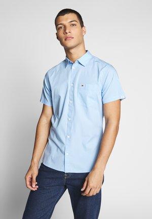SHORTSLEEVE SHIRT - Shirt - moderate blue