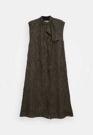 PALM - Day dress - bitter