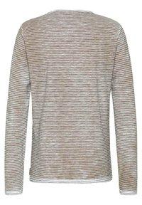 Cinque - Long sleeved top - braun - 1