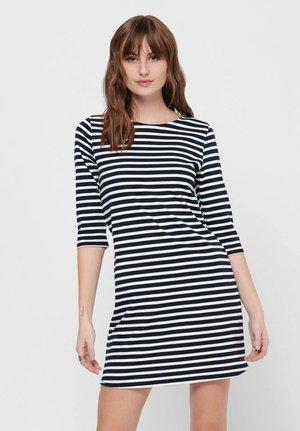 ONLBRILLIANT DRESS  - Jersey dress - marine (52)