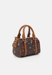 MICHAEL Michael Kors - BEDFORD LEGACYXS DUFFLE XBODY AIRPLANESMK SIG SEMI LUX SM - Handtas - brown multi-coloured - 2