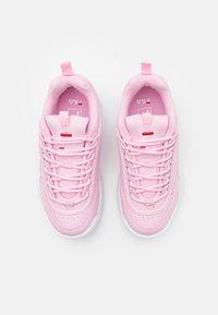 Fila - DISRUPTOR KIDS - Baskets basses - pink mist - 3